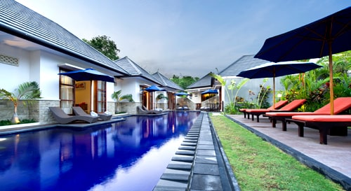 Kuta Luxury Villa