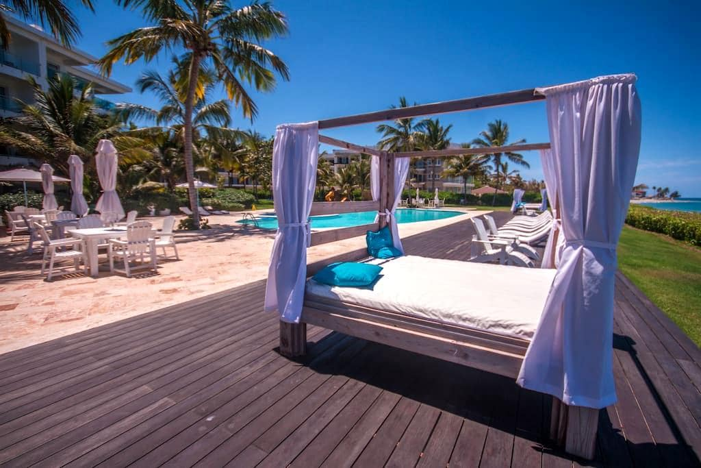 Gorgeous penthouse studio at SeaWinds - Cabarete