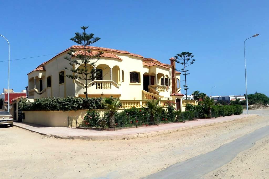 Rdc de villa - Sidi Bouzid - Casa