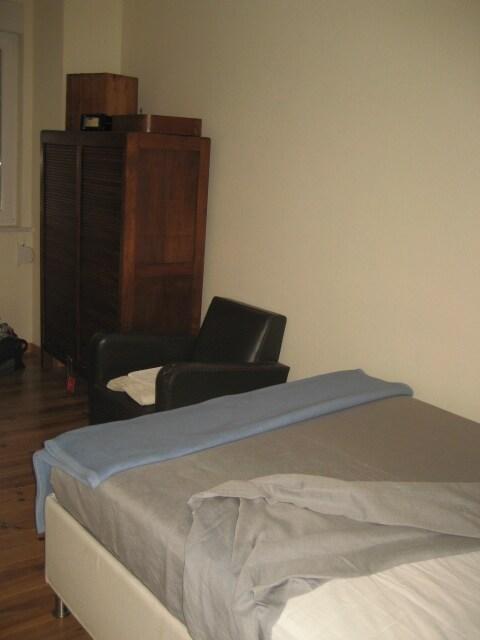 sleeping room, 1,40 x 2,00 bed