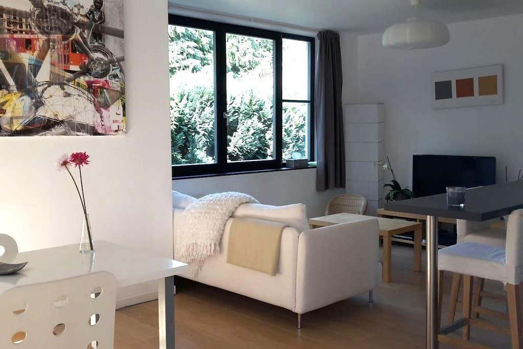 Charmant appartement - Linkebeek - Apartamento