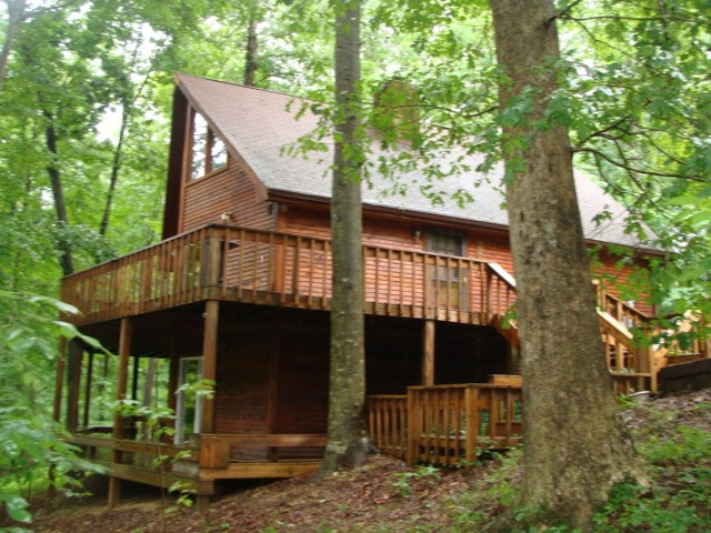 Wooded U0026Fabulous Brown County Cabin   Guest Suites For Rent In Nashville,  Indiana, United States