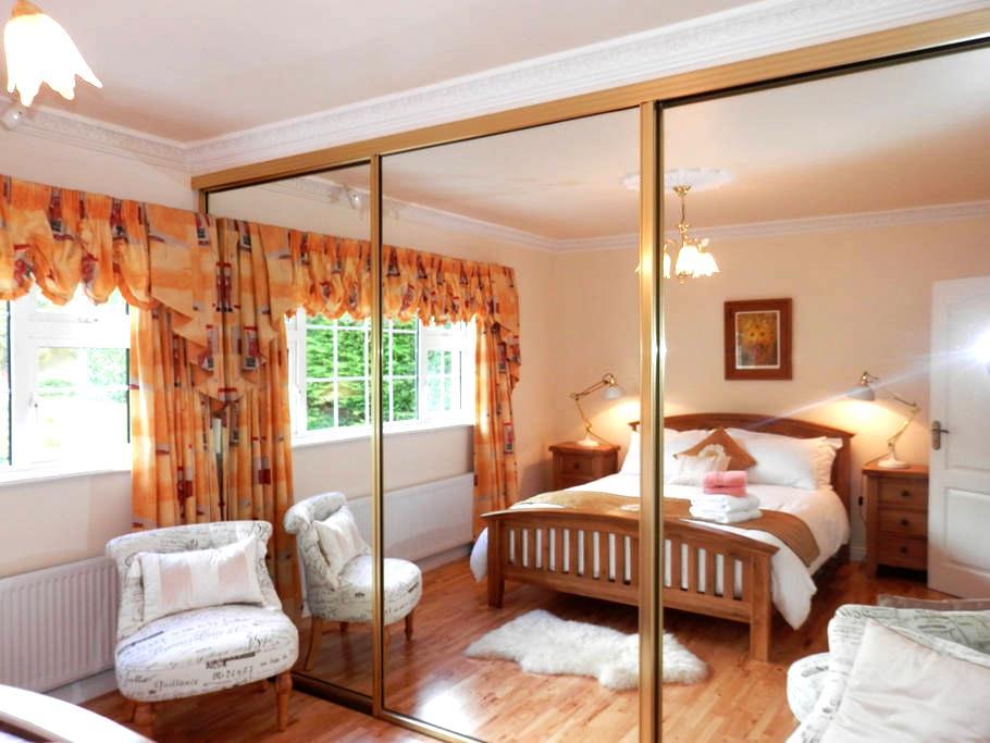 Room No 1 ensuite - Castlemaine - Bed & Breakfast