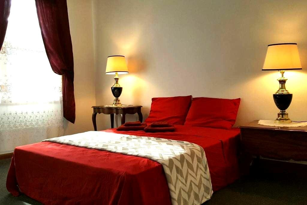 SUNNY ROOM & FREE PARKING 5 MIN TO WILLIS TOWER - Chicago - House