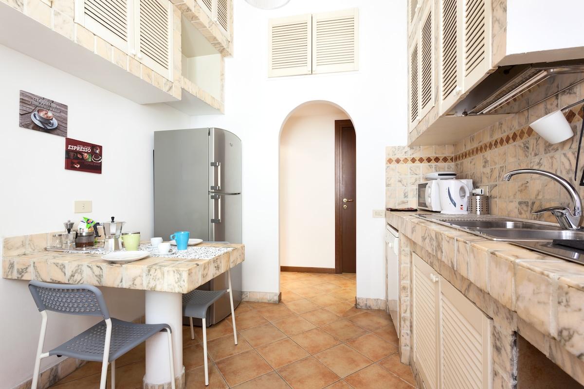 Marble kitchen Cucina in muratura