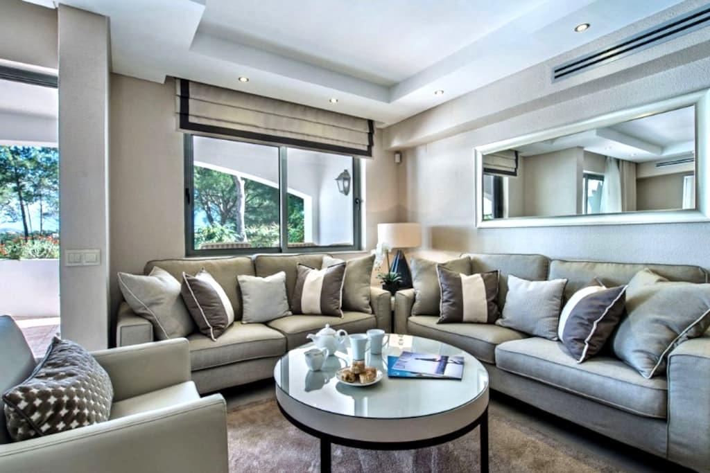 Four Seasons Country Club serviced Villa - Almancil - Villa