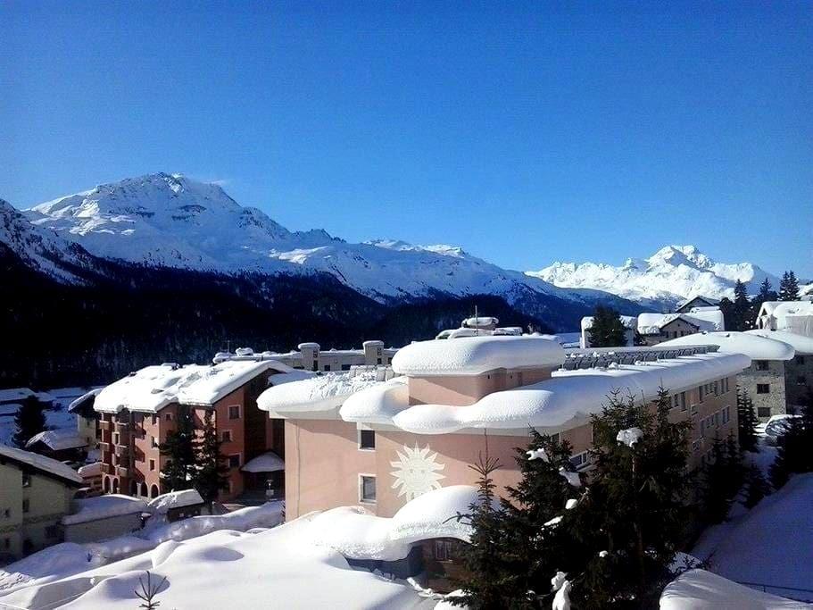 Cozy Studio Champfèr - St. Moritz - Saint Moritz - Byt