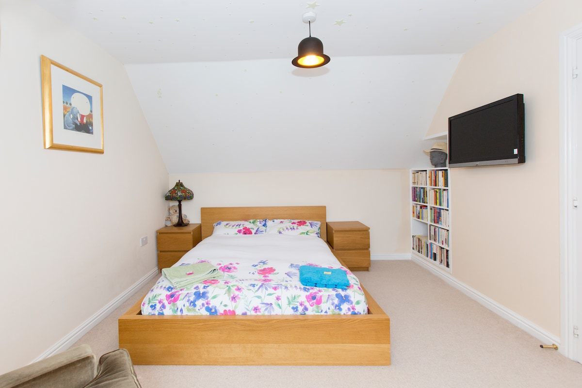 2 Double Rooms in a family home
