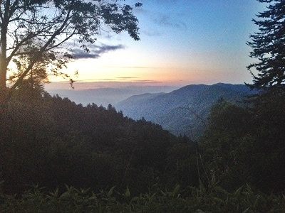 Great Smoky Mountains National Park, 2014.