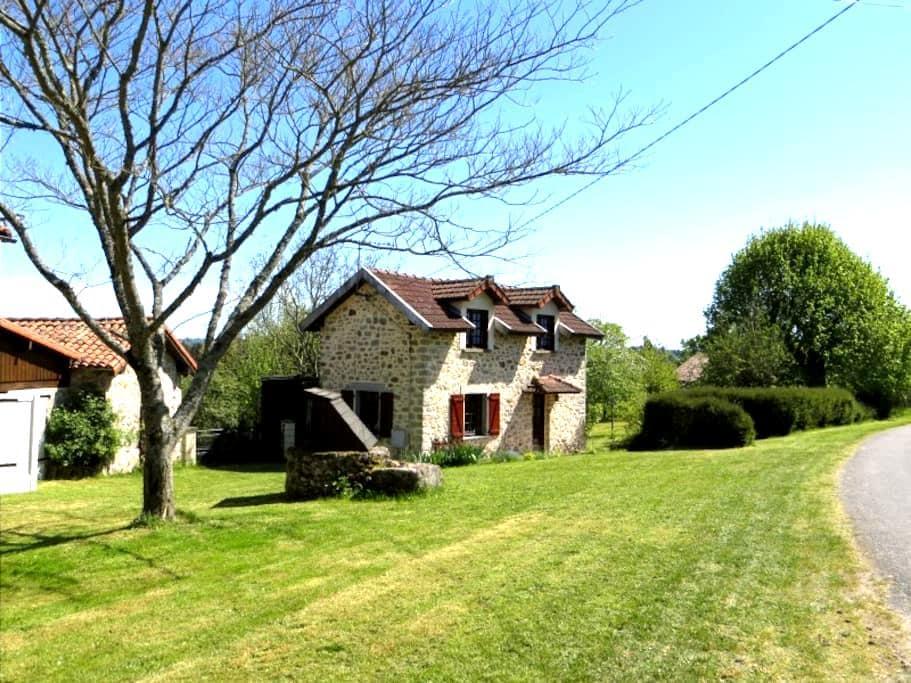 Newly refurbished 2 bedroom cottage - Maisonnais-sur-Tardoire