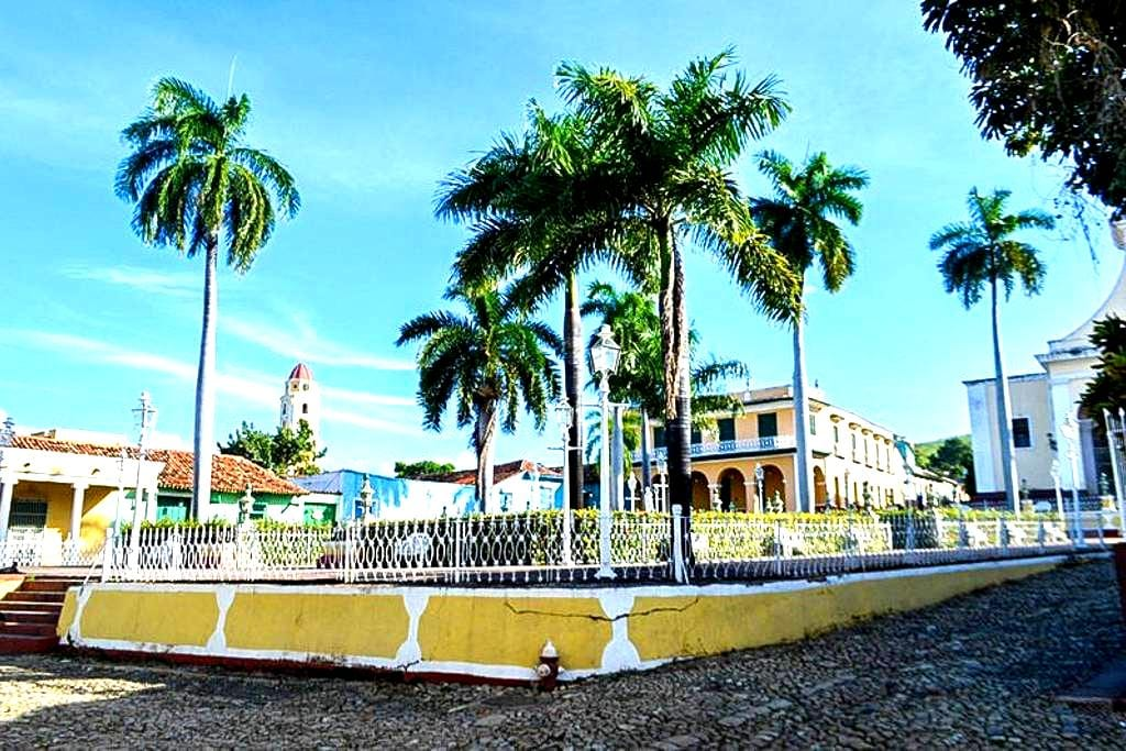 Habitación Doble Privada. Casa de 1790 (1 de 3) - Trinidad - Ház