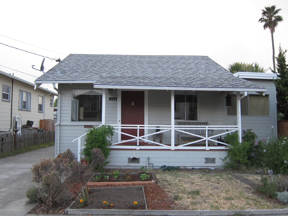 Bungalow Home near North Berkeley