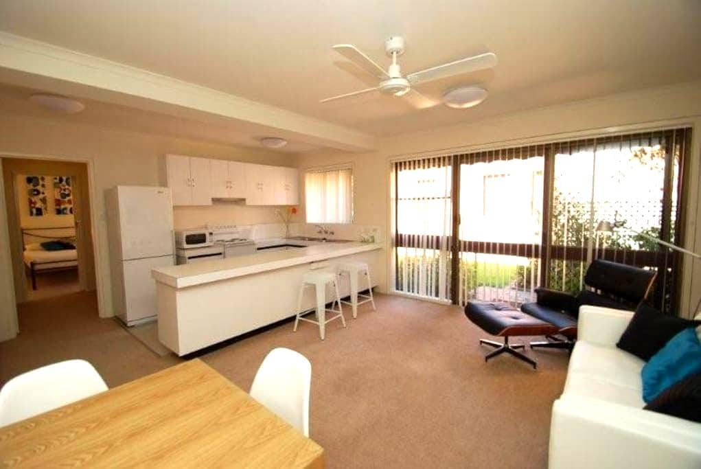 CBD - Ovens Apartment No. 3 - Wangaratta - Byt