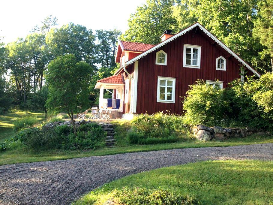 Beautiful Lake house - Rimforsa - 一軒家