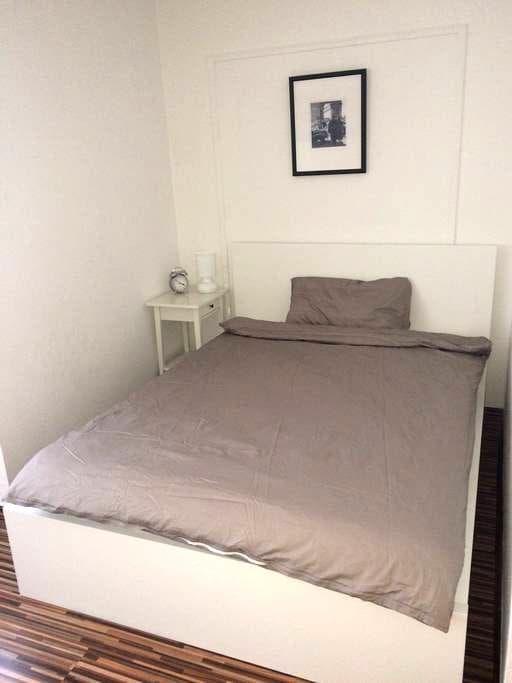 1-Zimmer-Wohnung im Zentrum - Mannheim - Apartamento