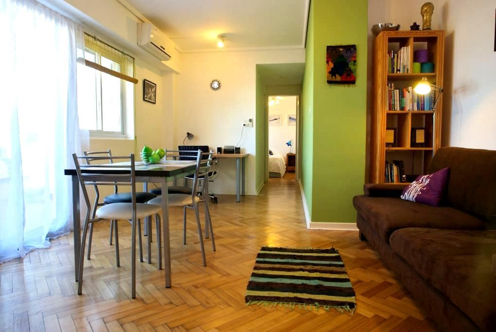 Local flavor + huge terrace (1 br)  - Buenos Aires - Flat