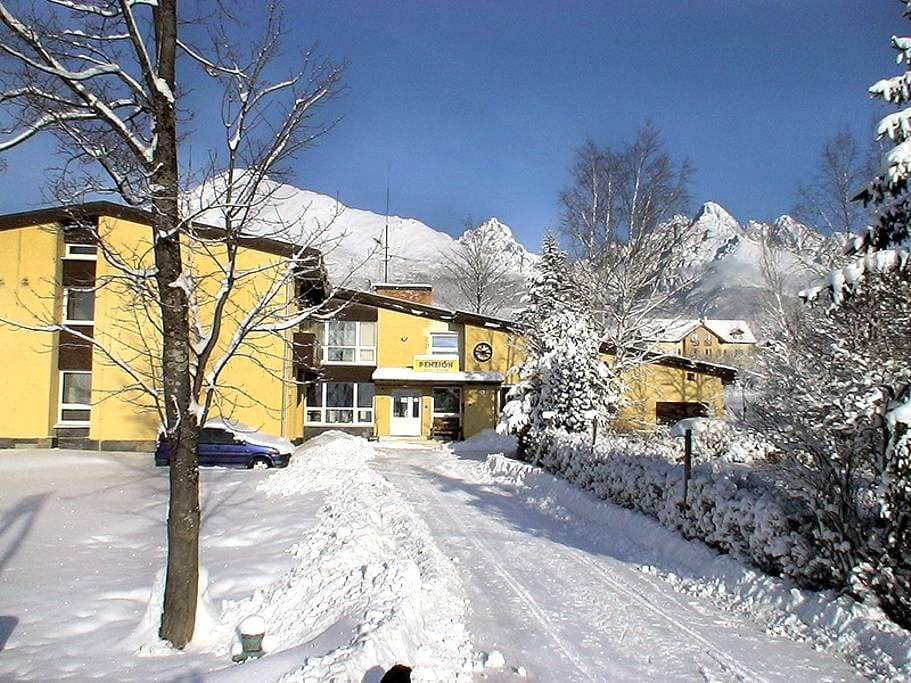 Cozy atmosphere and warmth of home - Vysoké Tatry