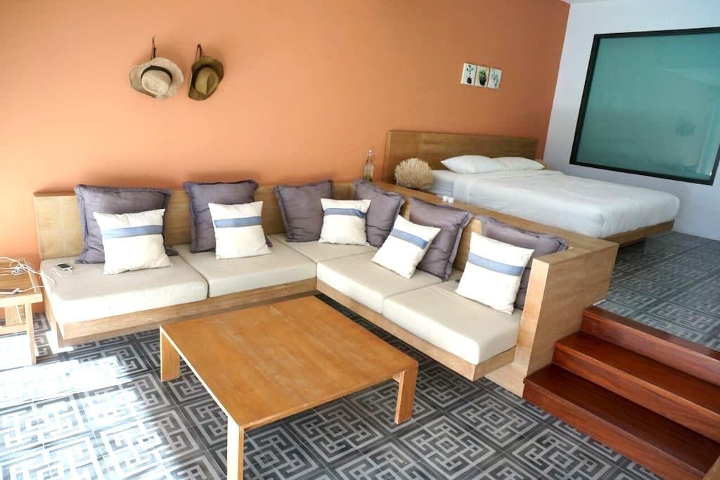 Cozy suite room type by the beach - Chaam - Condominium