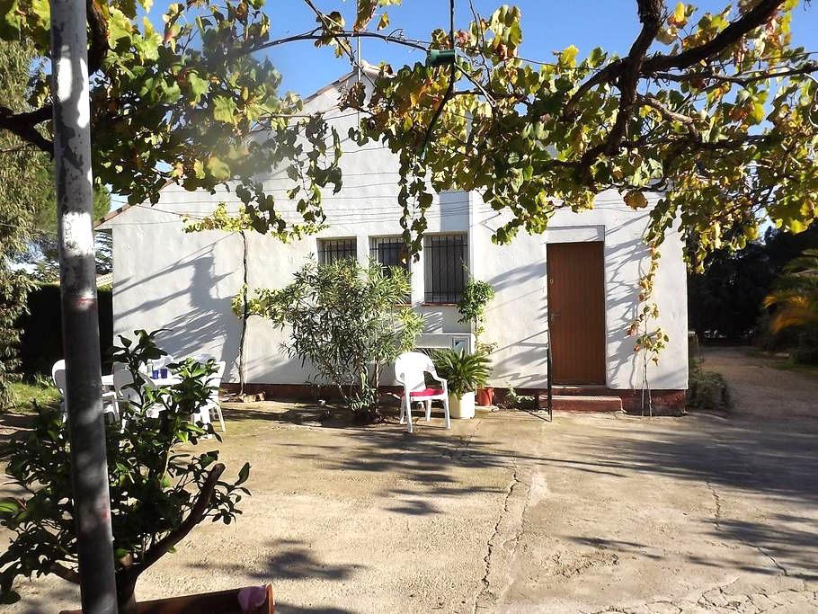 Villa Lourmel l'ombre des mimosas de l'eucalyptus - ソーヴィアン - 別荘