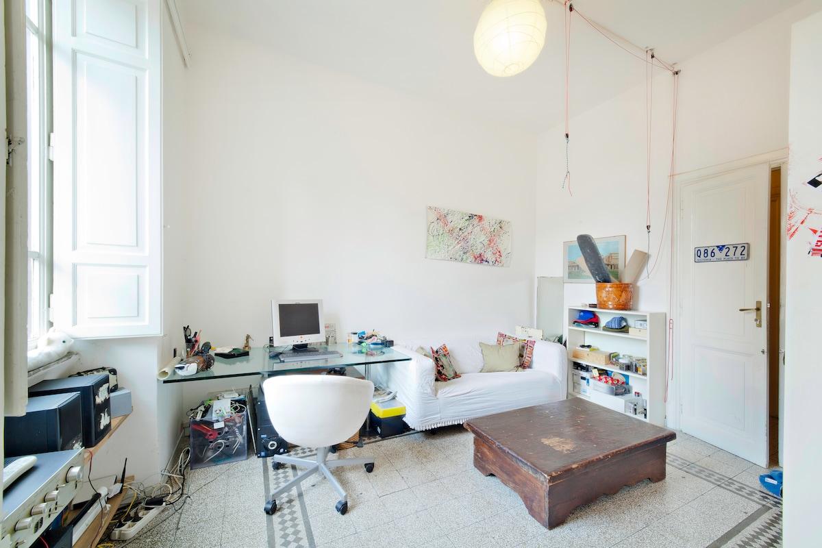 comfortable apartment near center