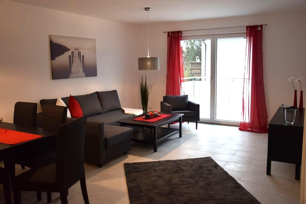 Apartment 2 für 2-4 Personen - Bad Aibling - Serviced apartment