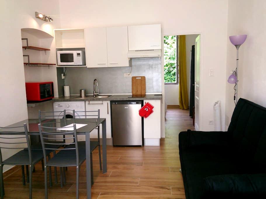 Appartement moderne et chaleureux - Luri - Appartement