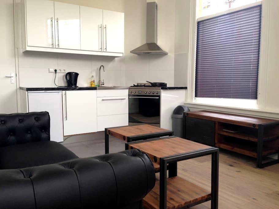 Modern apartment near City Centre - La Haye - Appartement