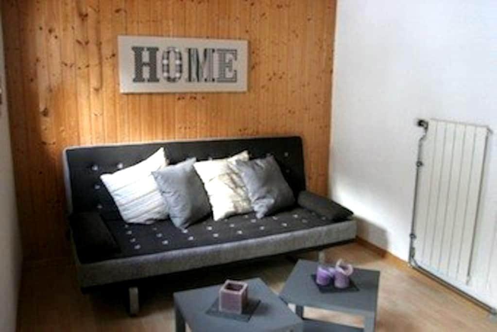 3 pièces à 10mn de Haute-Nendaz - Nendaz - Apartamento