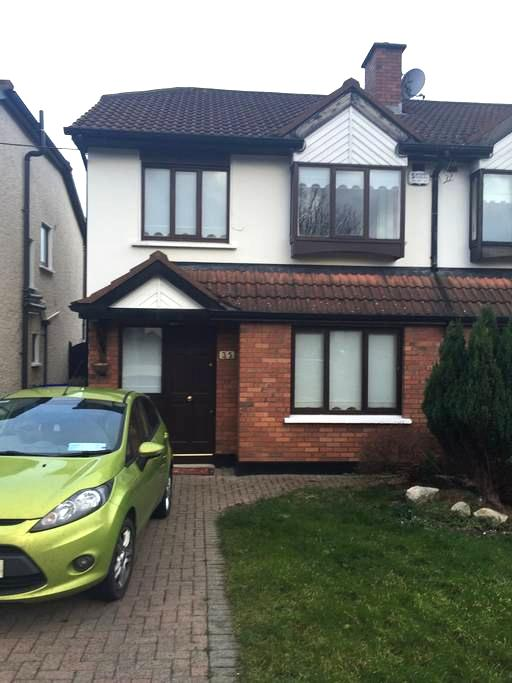 Double Room In Bray - Bray - House