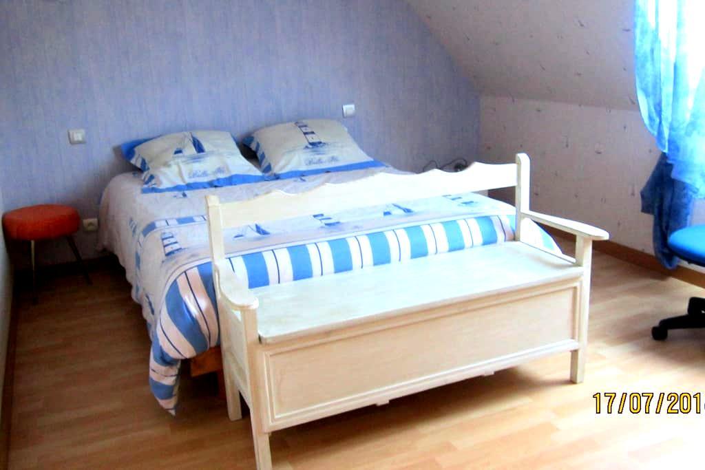Chambres baie du Mont-Saint Michel - Champcey - Bed & Breakfast