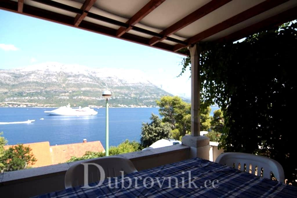 Charming apartment for two - Korčula - Pis