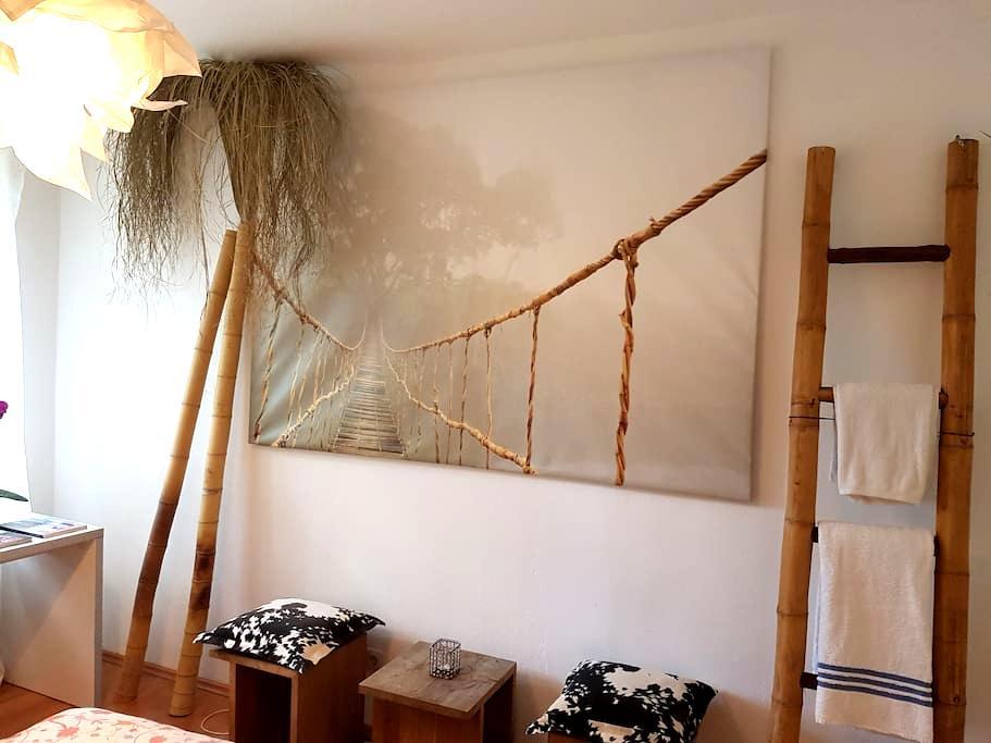 DESIGNER`s flat with garden - Oldenburg