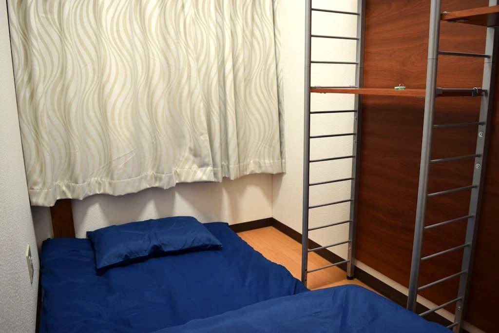 E Tabata 7 min easy access Ueno Wi-Fi Private! - Kita-ku - Casa
