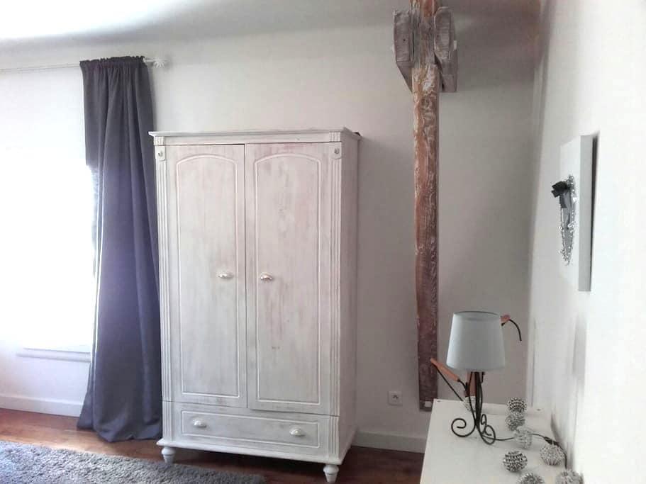 Jolie chambre spacieuse - Brive-la-Gaillarde - Huis