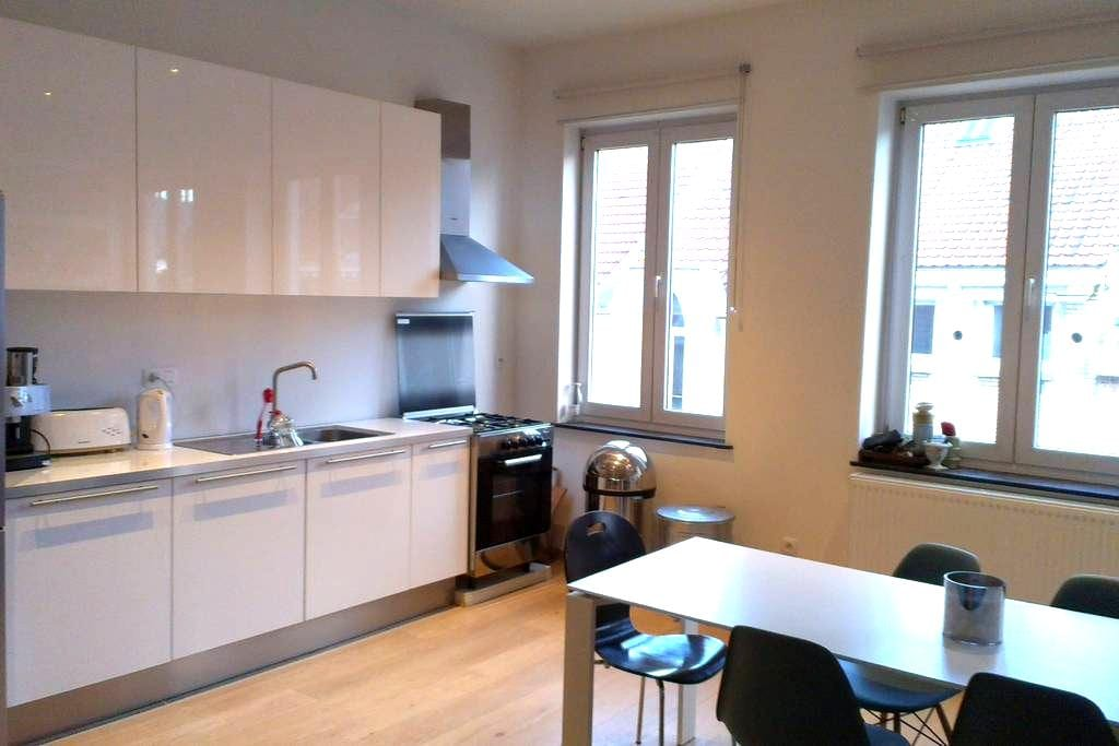 Charming appartement at Flagey - Ixelles - Wohnung