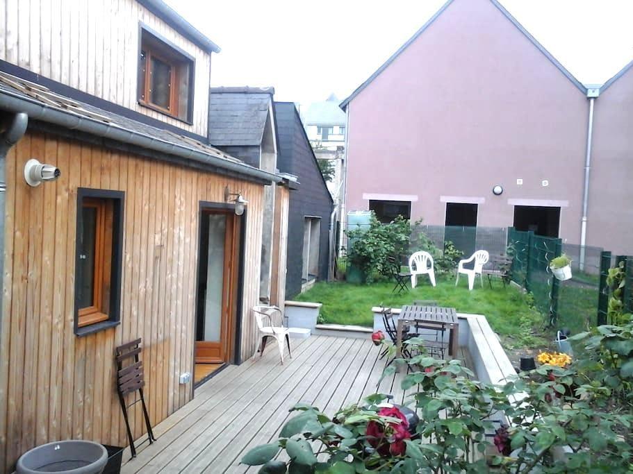 chambre dans une maison au coeur de Rennes - Rennes - Casa