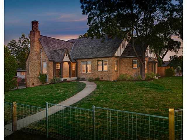Vintage Tudor in Travis Heights