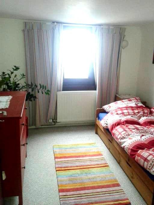 Gemütliches Gästezimmer - Idstein - Rumah