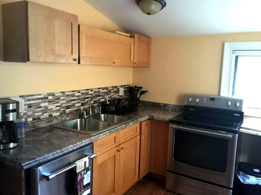 Jimmys 21 apartments - Lake Placid
