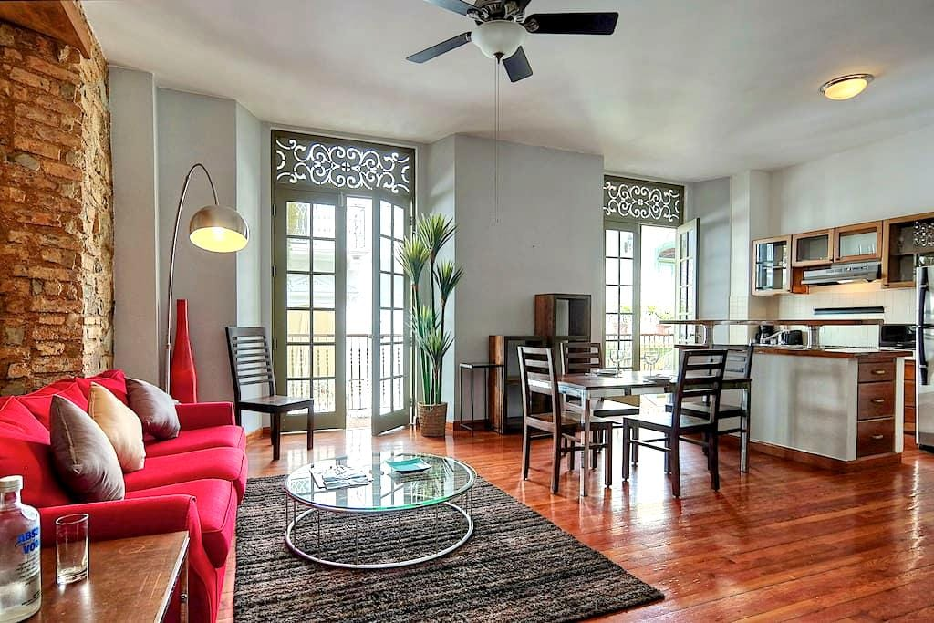 Historic apartment in Casco Viejo - Panama City