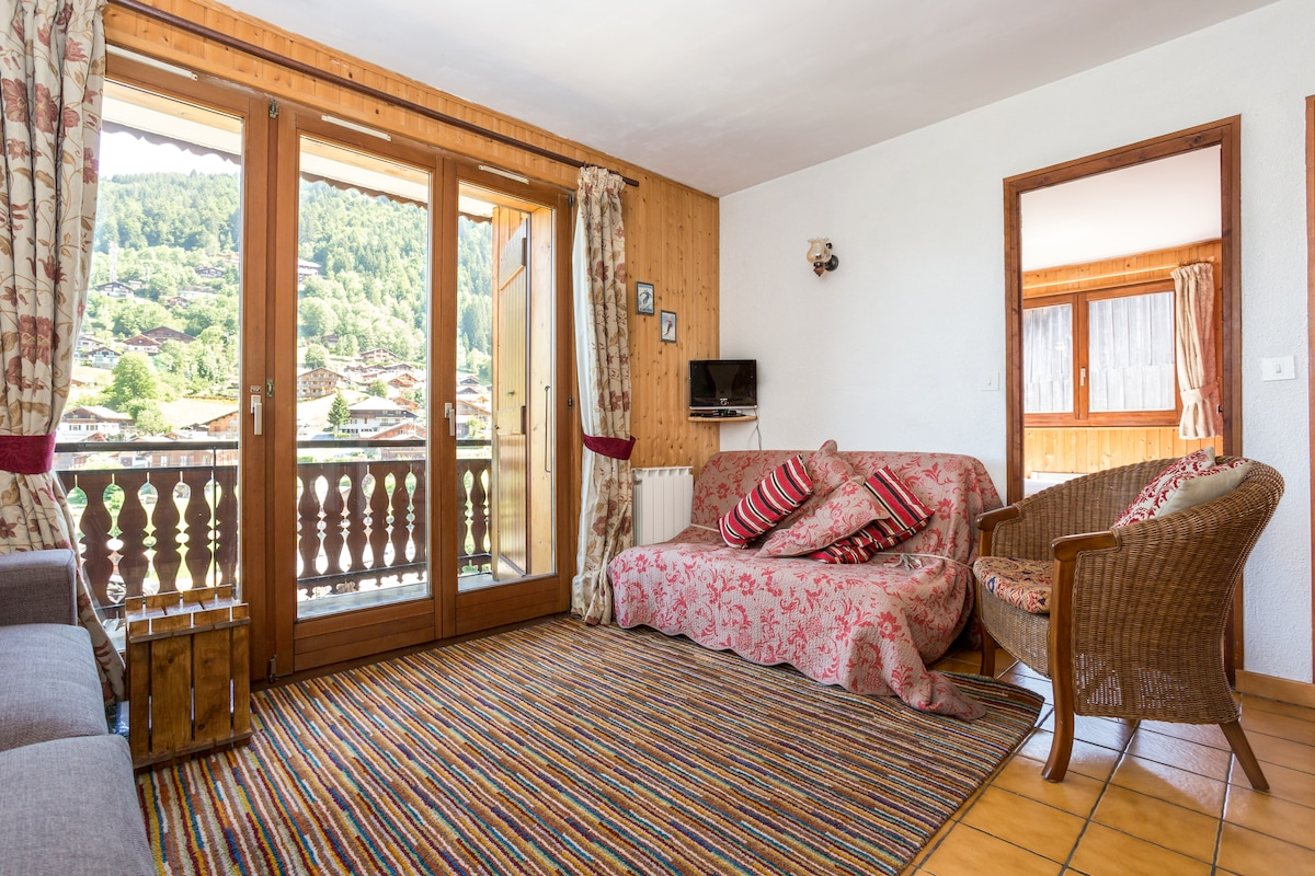 Budget apartment in central Morzine