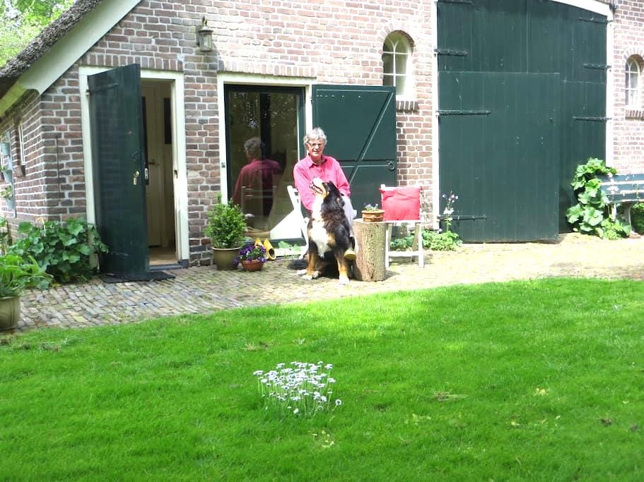 Holiday cottage  Onder de Linde  - Benneveld - Flat