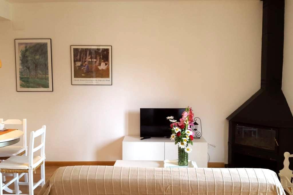 Apartamento dúplex en el Pirineo. - Campo - Appartement