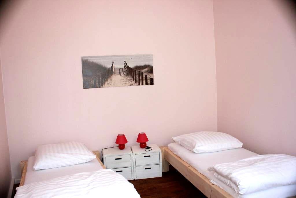 Doppelzimmer 2 Gästehaus INNFernow - Fürstenberg/Havel - Andere