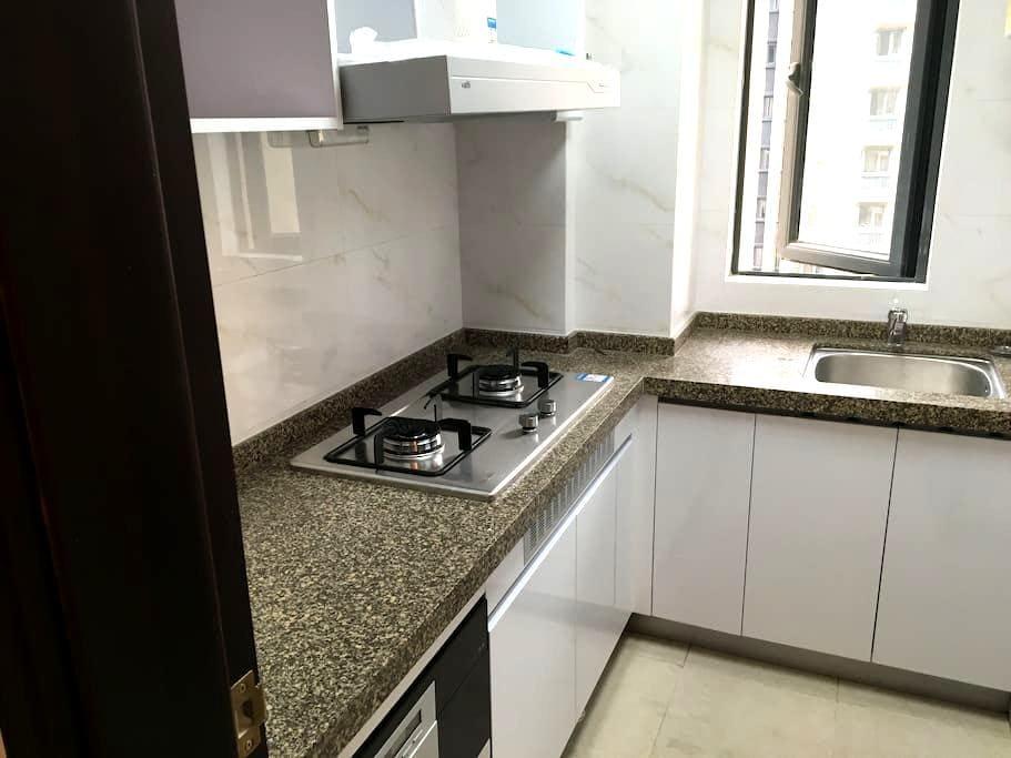恒大银湖城公寓 - Qingyuan - Daire