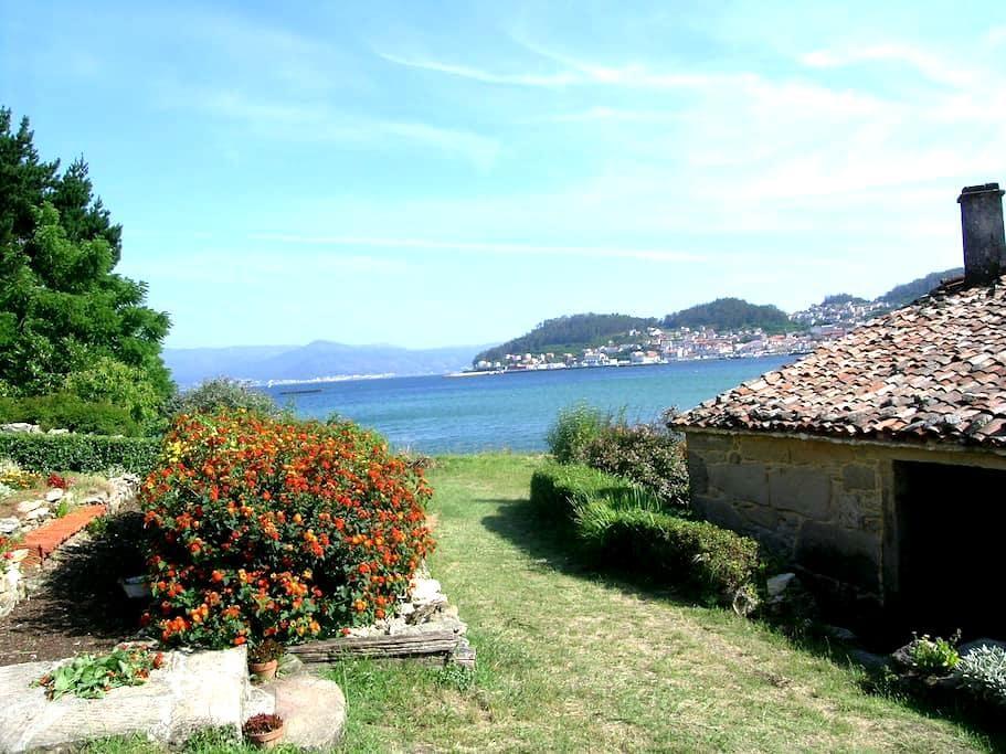 Casa Polbeira - Häuschen direkt am Wasser - Muros - Haus
