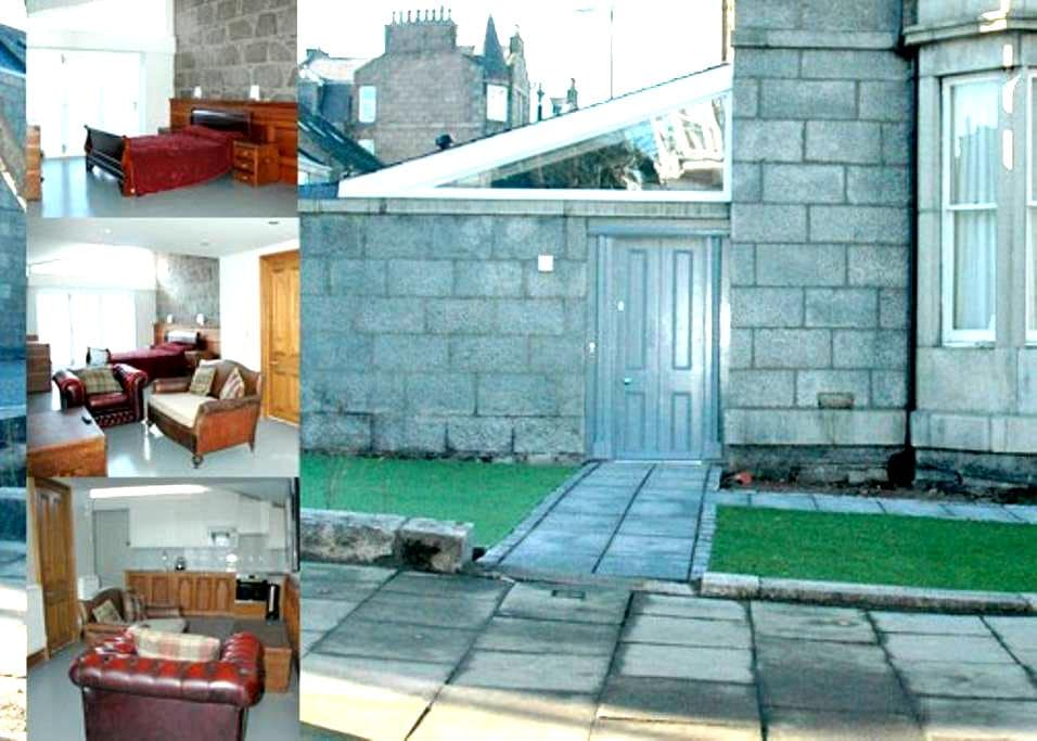 Central Executive Private Apartment - Aberdeen - Apartment