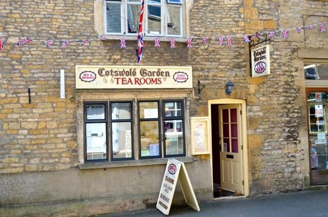 Cotswold Garden Tea Room