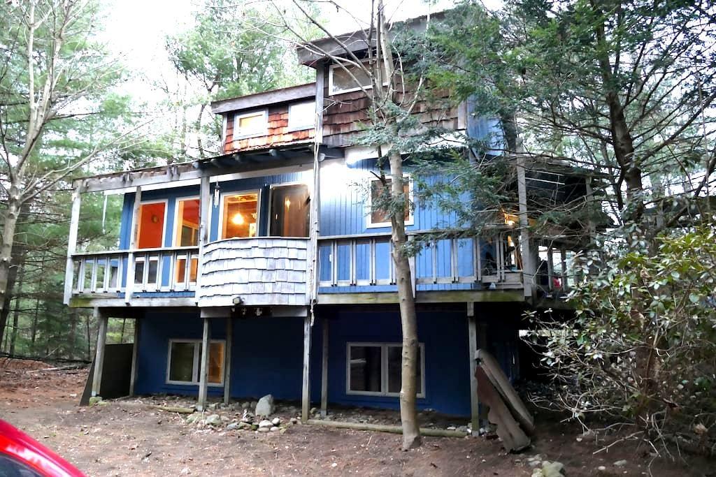 1 Floor of Cabin in the Woods - Ballston Spa