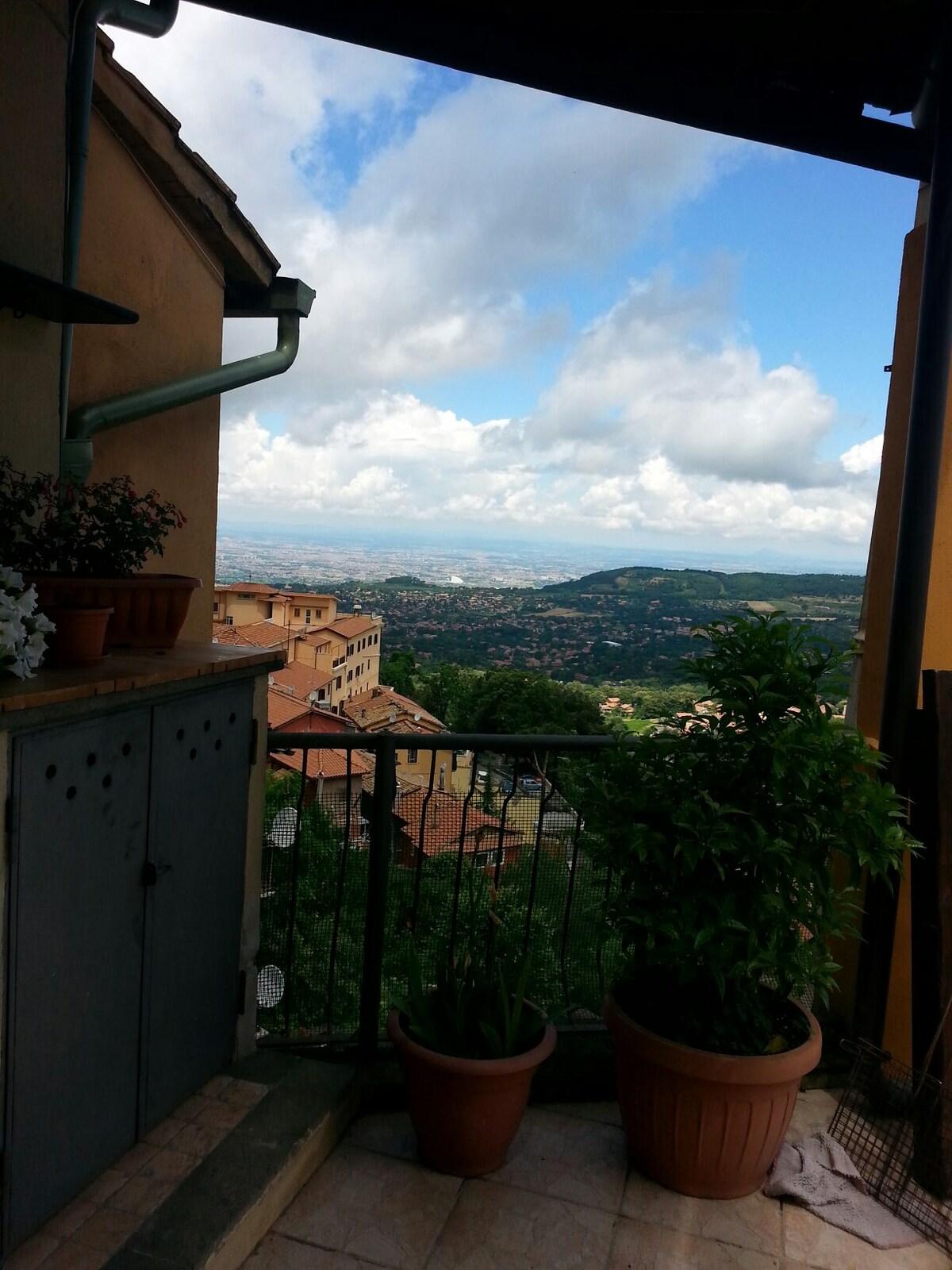 Romantico Loft Panoramico